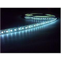 Elite LED páska SMD3528, studená bílá, 12V, 1m, IP54, 120 LED/m