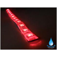 Elite LED páska SMD3528, červená, 12V, 1m, IP54, 60 LED/m