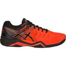 Asics Pánská tenisová obuv Gel Resolution 7 Clay 2019 | oranžová