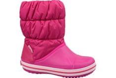 Crocs Winter Puff Boot Kids 14613-6X0 28/29 Różowe