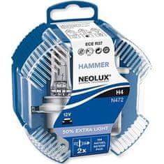 NEOLUX NEOLUX HAMMER H4 12V/N472EL - duobox