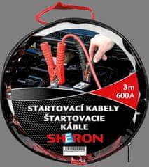 Sheron SHERON startovací kabely 600A 3M