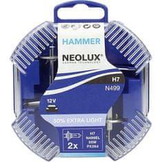 NEOLUX NEOLUX HAMMER H7 12V/N499EL - duobox