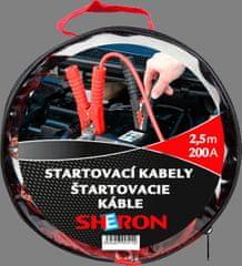 Sheron SHERON startovací kabely 200A 2,5m