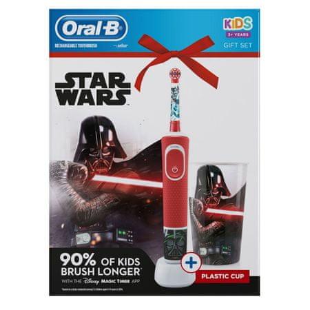 Oral-B Vitality Star Wars + tégely