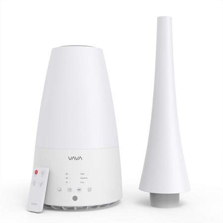 Vava ultrazvočni vlažilec 2v1, 3L, bel