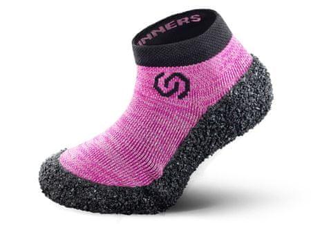 Skinners dívčí ponožkoboty Kids Candy Pink_28-29