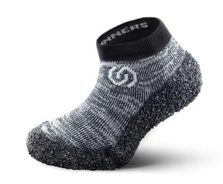 Skinners dětské ponožkoboty Kids Granit Grey_26-27