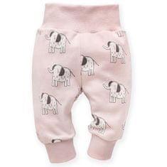 PINOKIO detské nohavice s trakmi Wild Animals