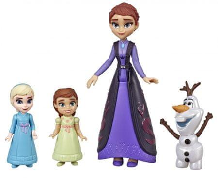 Disney Frozen 2 Figurakészlet - Anyuka és lányai