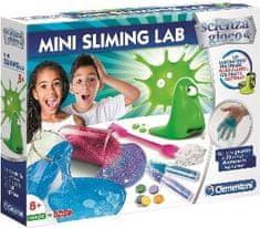 Clementoni Detská laboratórium - Výroba slizu - mini súprava