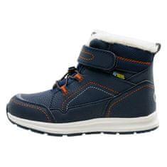Bejo dětská zimní obuv DIBIS JR NAVY/ORANGE/REFLECTIVE