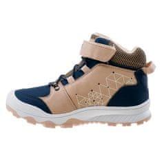 Bejo dětská zimní obuv LUTINI JRG POWDER PINK/NAVY