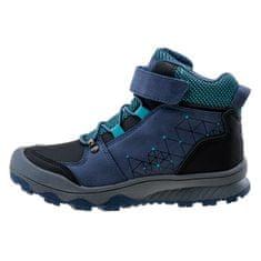 Bejo detská zimná obuv LUTINI JR NAVY / BLACK / LIGHT BLUE