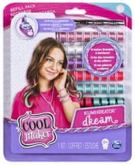 Spin Master Cool Makers Náhradní nitě do náramkovače - dream