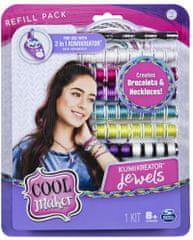 Spin Master Cool Makers Náhradné nite do náramkovače - jewels