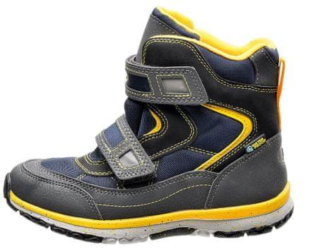Bejo detské topánky PINER JR NAVY / DARK GREY / CORN 29