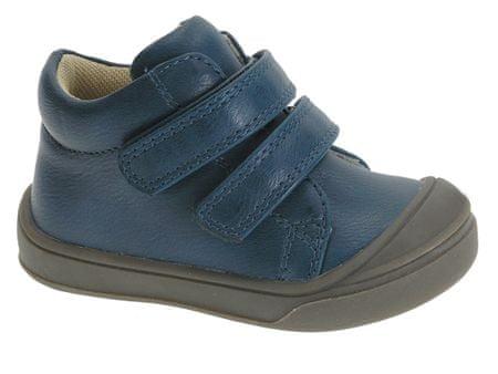 Beppi chlapecká celoroční obuv 21 modrá