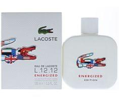 Lacoste L.12.12 Energized toaletna voda, 100ml
