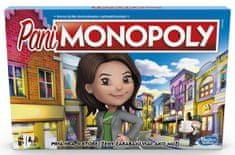 HASBRO Pani Monopoly SK