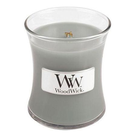 Woodwick Dišeča vaza za sveče Fireside 85 g