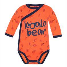2be3 kopertowe body chłopięce Koala