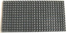 TORO Rohožka guma profil 50x100 cm čierna