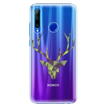 iSaprio Plastový kryt - Deer Green pro Honor 20 Lite