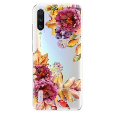 iSaprio Plastový kryt - Fall Flowers pro Xiaomi Mi A3