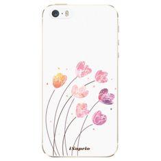 iSaprio Silikónové puzdro s motívom Flowers 14