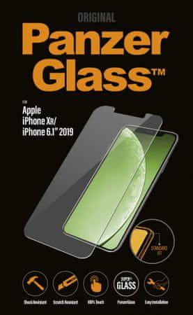 PanzerGlass szkło ochronne Edge-to-Edge dla Apple iPhone Xs Max/11 Pro Max czarne 2666