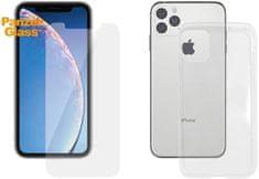 PanzerGlass Standard zaštitno staklo za Apple iPhone 11 Pro (Standard fit + Clear TPU Case), B2661