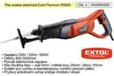 Extol Premium Pila ocaska elektrická Extol Premium 8893600 RS650