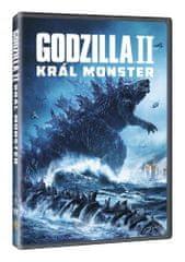 Godzilla II Král monster - DVD