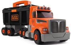 Smoby Kamión s pracovným kufríkom Black&Decker