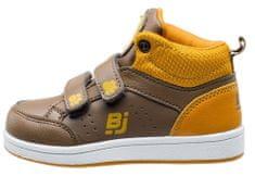 Bejo Lionis kids otroški čevlji brown/mustard/lion