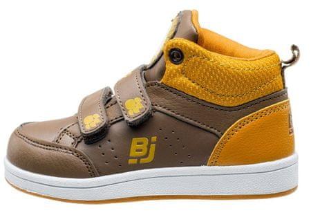 Bejo Lionis kids otroški čevlji brown/mustard/lion, 22
