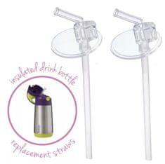 b.box Náhradné slamky - termoska na pitie