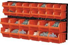 Kistenberg ORDERLINE Závesný organizér/držiak s 28 boxy NTBNP1