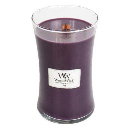 Woodwick Dišeča vaza za sveče Fig 609,5 g