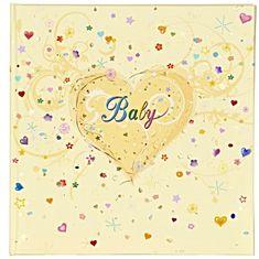 Innova Editions Q17 PREMIUM BABY ALBUM BB P60 25x25