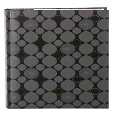 Goldbuch LYNX P100 čierne strany 30x31 ČIERNY