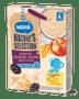 4 - Nestlé Mliečna kaša Pšenično-ovsená Jablko Slivka 9 x 250 g + darek