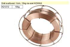 Kowax Drát svařovací 1,2mm, 15kg na ocel