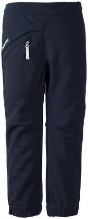 Didriksons1913 chlapecké kalhoty JUVEL 80, tmavě modrá