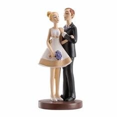 Dekora Svatební figurka na dort 16cm