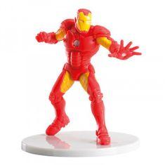 Dekora Figurka na dort Iron Man 9cm