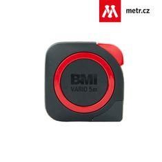 METRIE Kapesní svinovací metr BMI Vario 3m Standard mm/palce