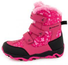 ALPINE PRO dívčí sněhule Gailo KBTP212450G