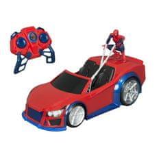Cdiscount Spiderman auto na dálkové ovládání
